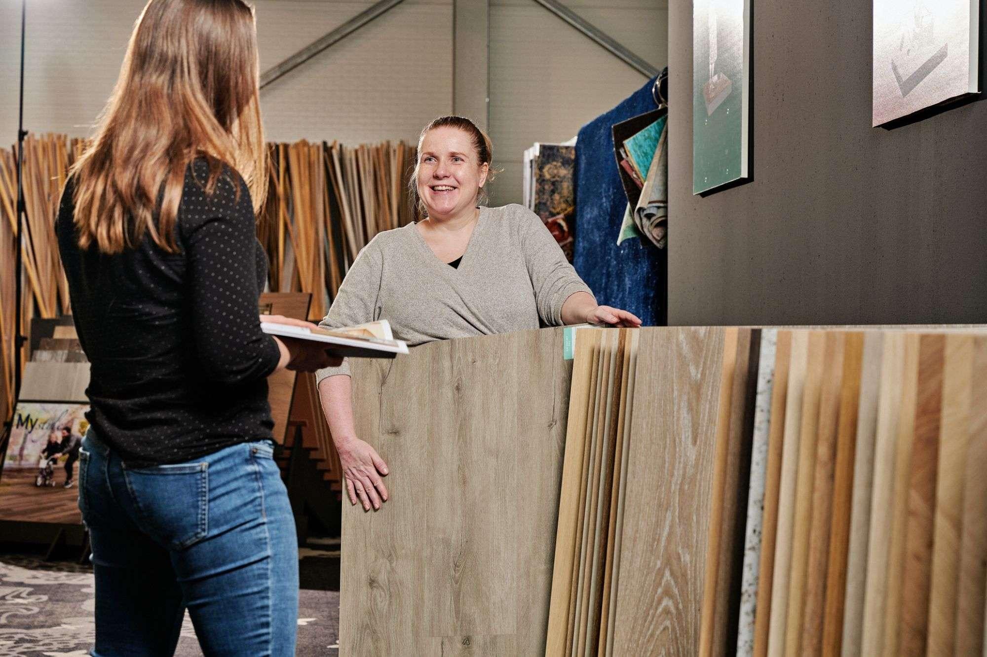 Professioneel advies over uw nieuwe vloer bij PVC en Laminaat in Utrecht